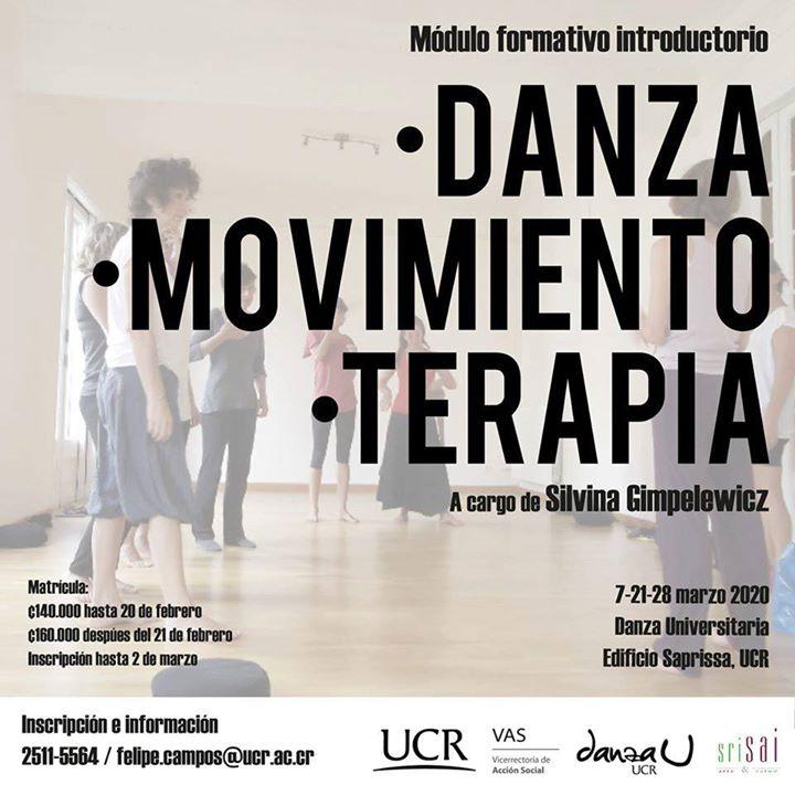 Seminario introductorio formativo. Danza Movimiento Terapia