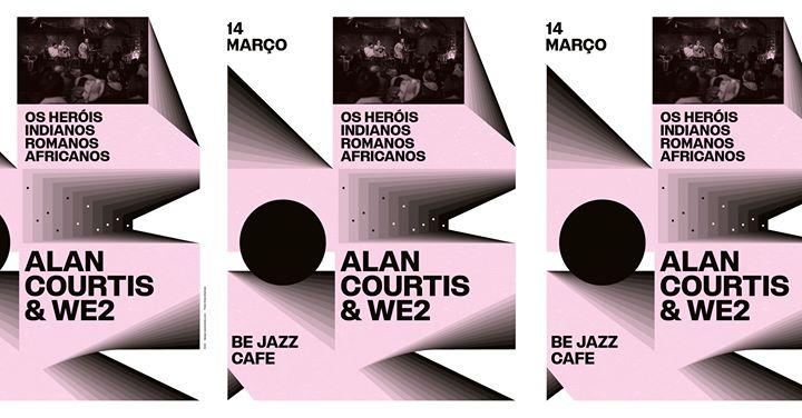 Alan Courtis & We2 c/ André Neves & Bernardo Álvares ▰