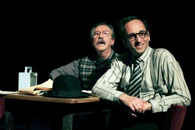 À Espera de Beckett Ou Quaquaquaqua- Teatro