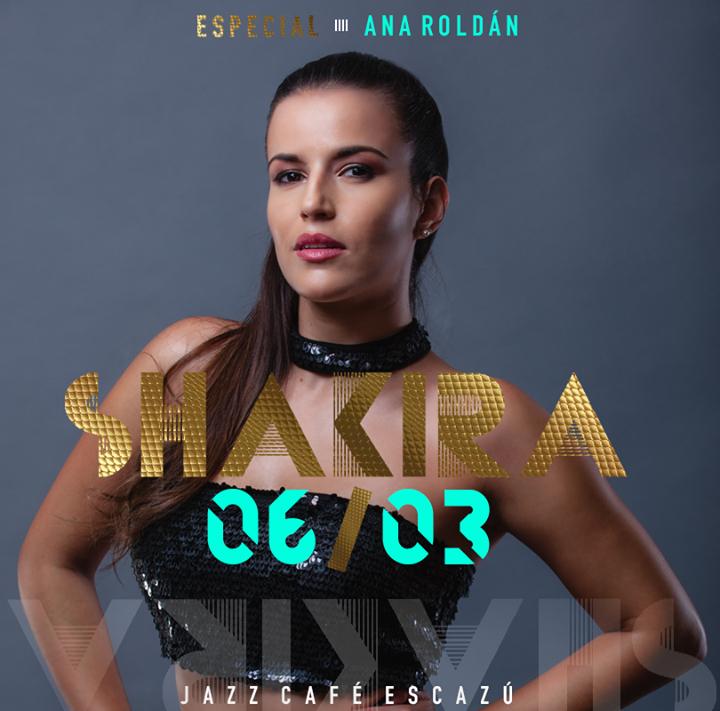 "Especial Shakira ""la Vieja Escuela"""