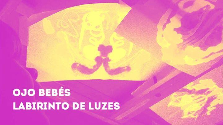 OJO Bebés_Labirinto de Luzes