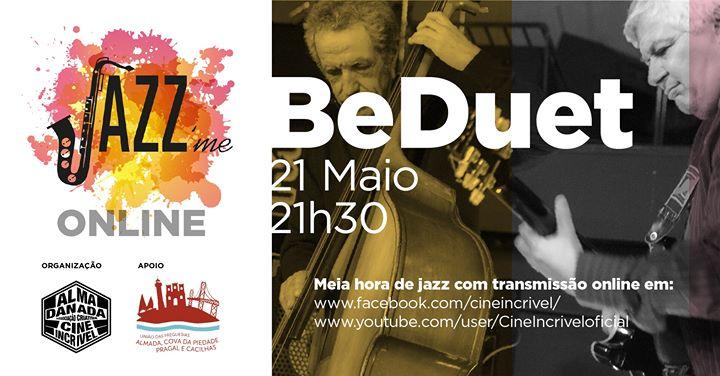 Jazz'me//BeDuet//Online