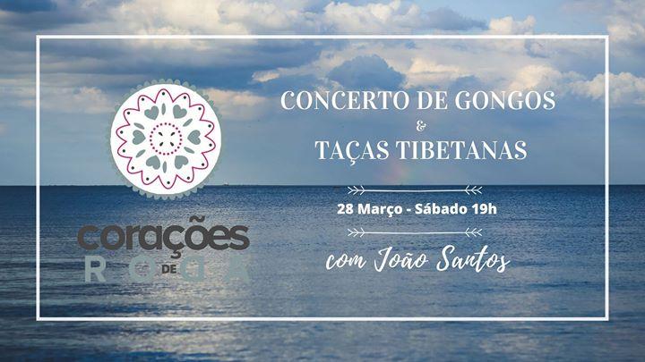 Concerto de Gongos & Taças Tibetanas