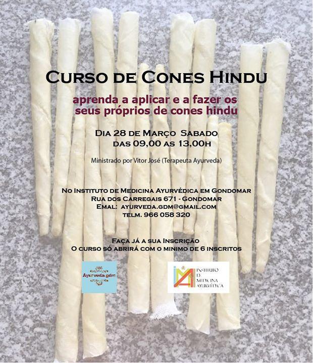Curso de cones hindu