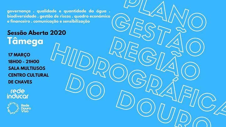 Sessão Aberta Tâmega 2020 - Rede Douro Vivo