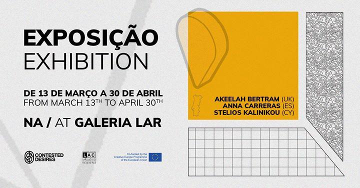 Exposição 'Contested Desires' - Lagos, Portugal