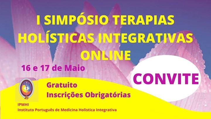 I Simpósio Terapias Holísticas Integrativas OnLine