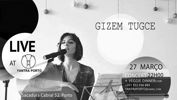 Gizem Tugce [ live ]