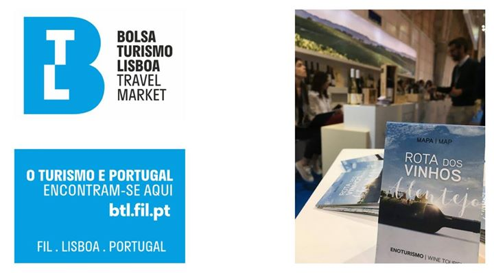 Alentejo Winelovers na BTL