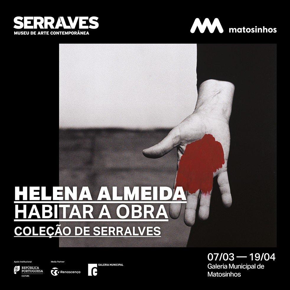 Helena Almeida: Habitar a Obra