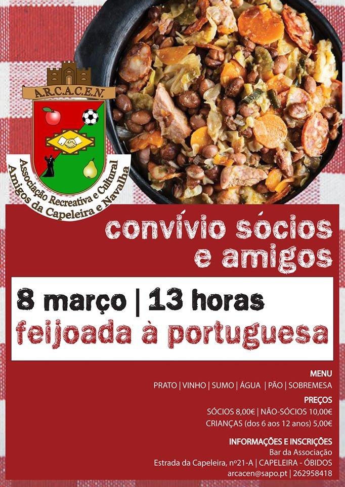Feijoada à Portuguesa   ARCACEN
