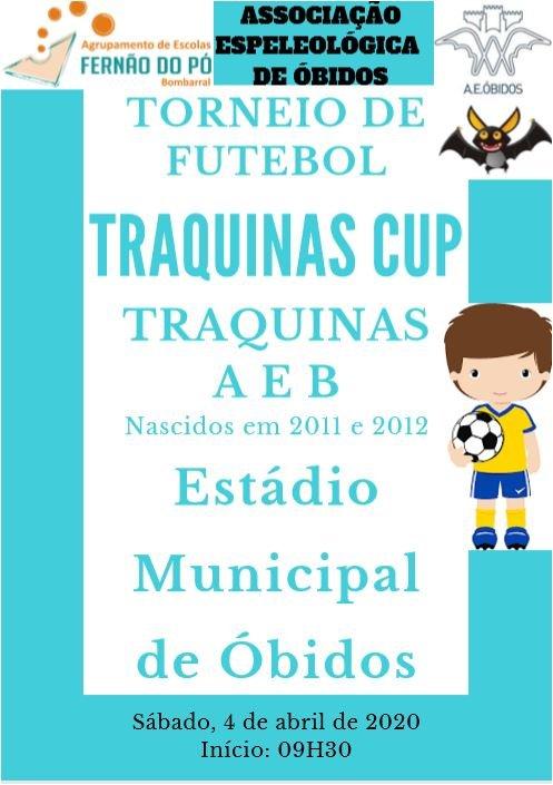 Torneio de Futebol  Traquinas CUP | Óbidos