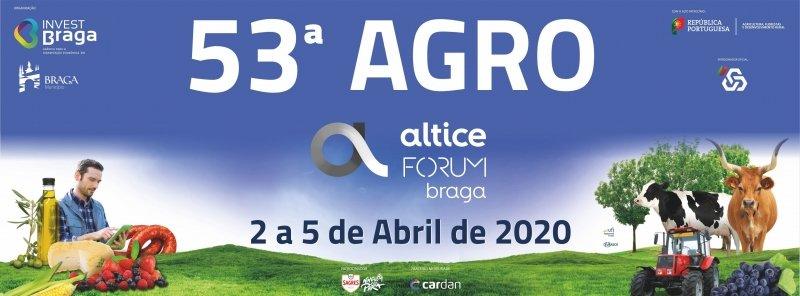 AGRO 2021- Feira Internacional de Agricultura, Pecuária e Alimentação