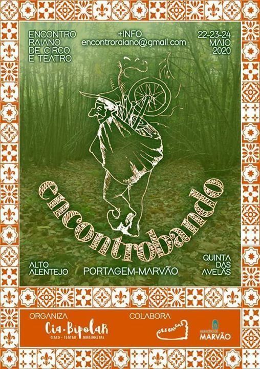 Encontrobando - Encontro Raiano de Circo e Teatro