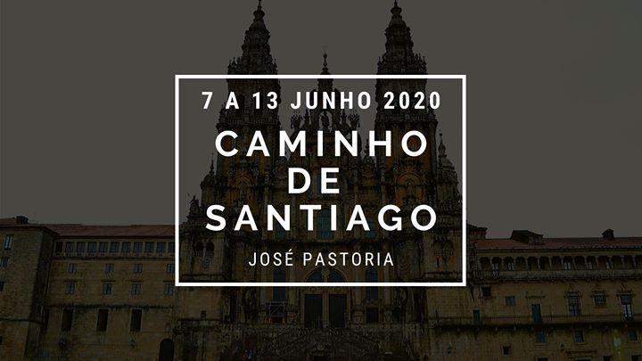 Caminho de Santiago com José Pastoria