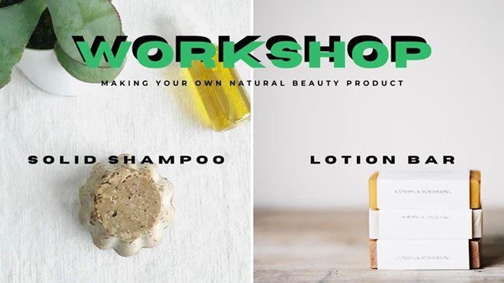 Workshop Solid Shampoo