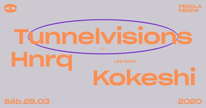 Lis Nave :: Tunnelvisions, Hnrq, Kokeshi