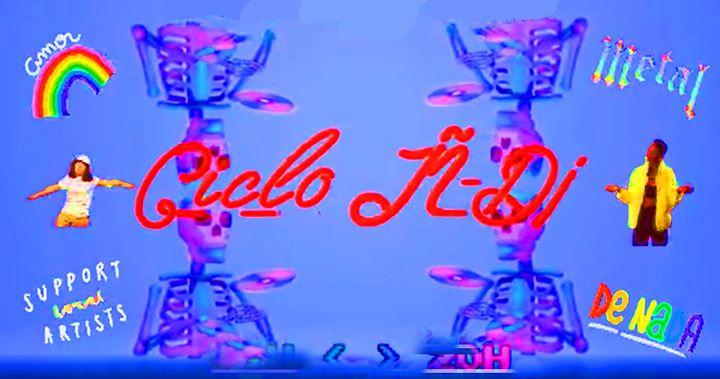 Ciclo ÑDjs #97 /// ÑDJ Hifa