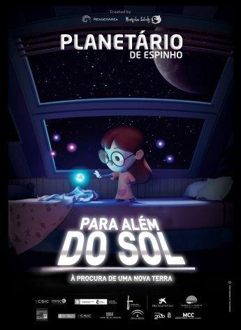 PLANETÁRIO DIGITAL IMERSIVO - Para Além do Sol