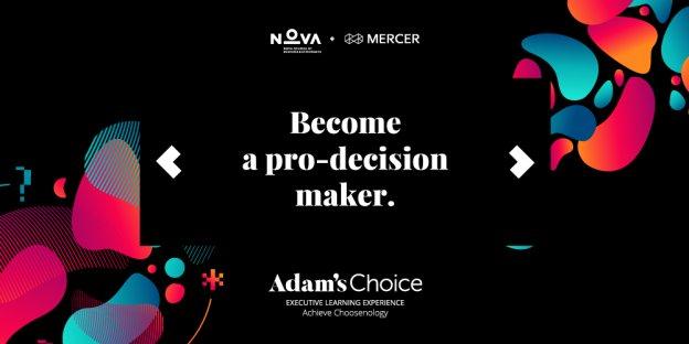 Adam's Choice | Executive Learning Experience