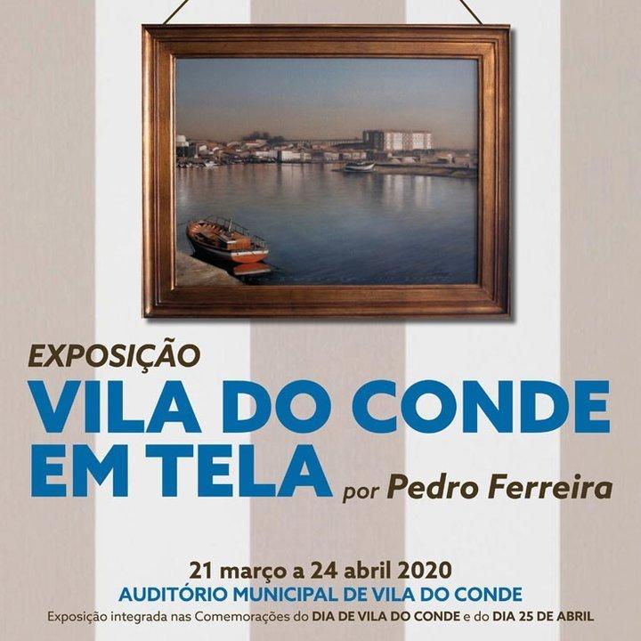 Vila do Conde em Tela - ADIADO