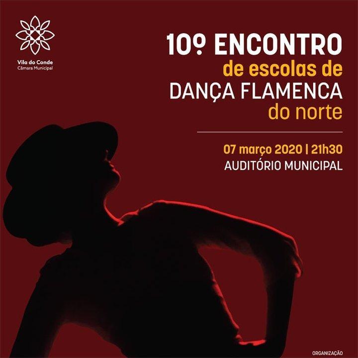 Encontro de Escolas de Dança Flamenca
