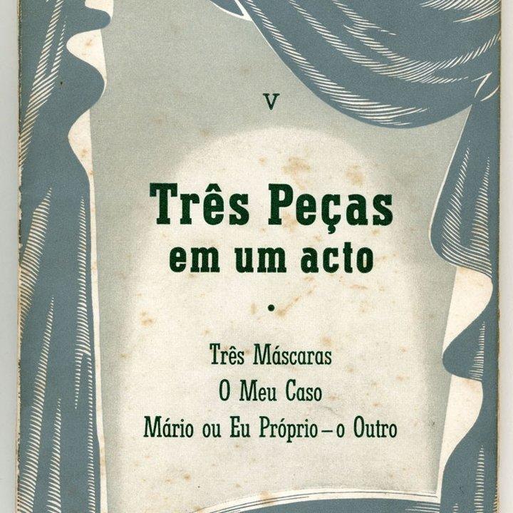 Obra de Teatro - Três Peças em um Acto