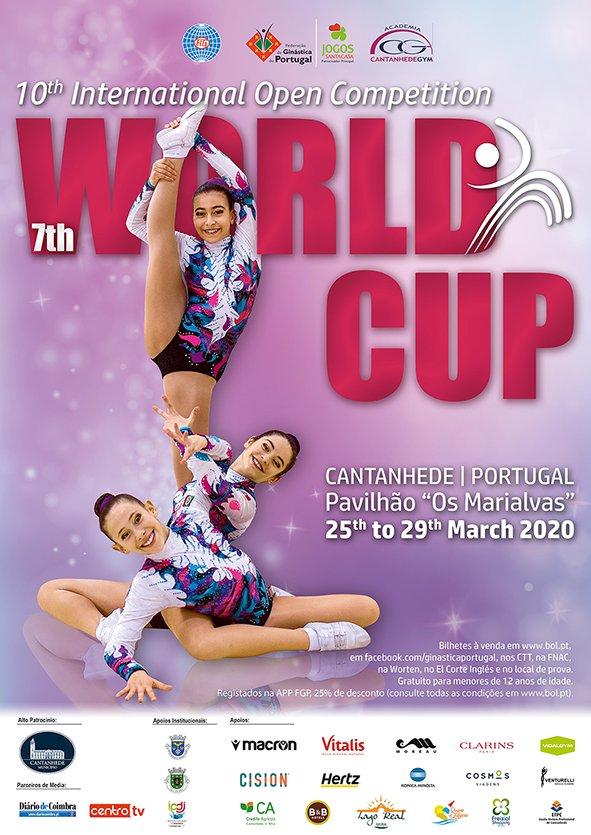 7.ª Taça do Mundo de Ginástica Aeróbica e 10.a edição do Open Internacional de Ginástica Aeróbica