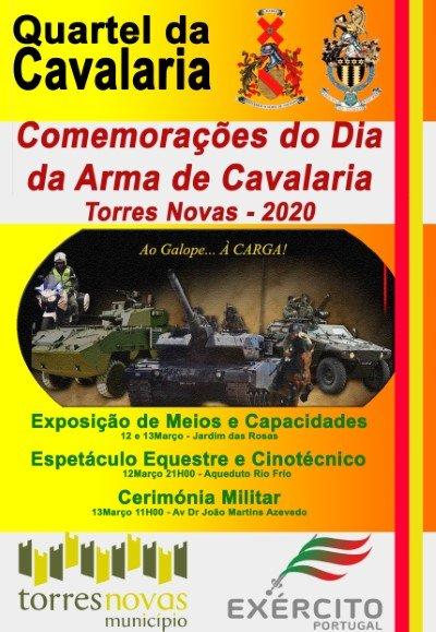 Comemorações do Dia da Arma da Cavalaria