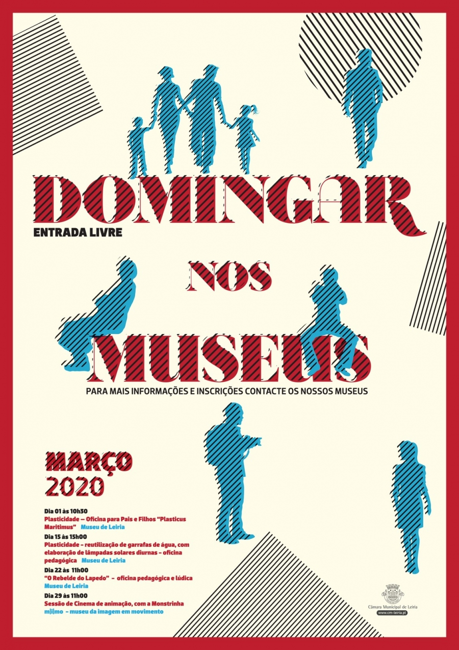 Domingar nos Museus