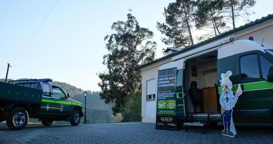 Ação de sensibilização sobre a gestão das faixas de combustível e o uso do fogo