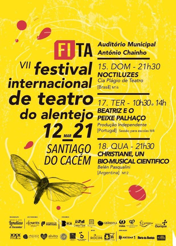 FITA – VII Festival Internacional de Teatro do Alentejo