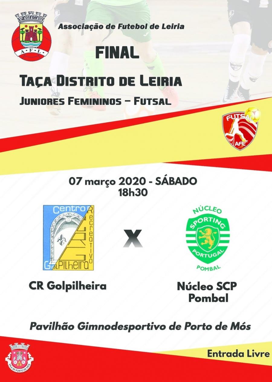 Final da Taça de Futsal de Júniores Femininos