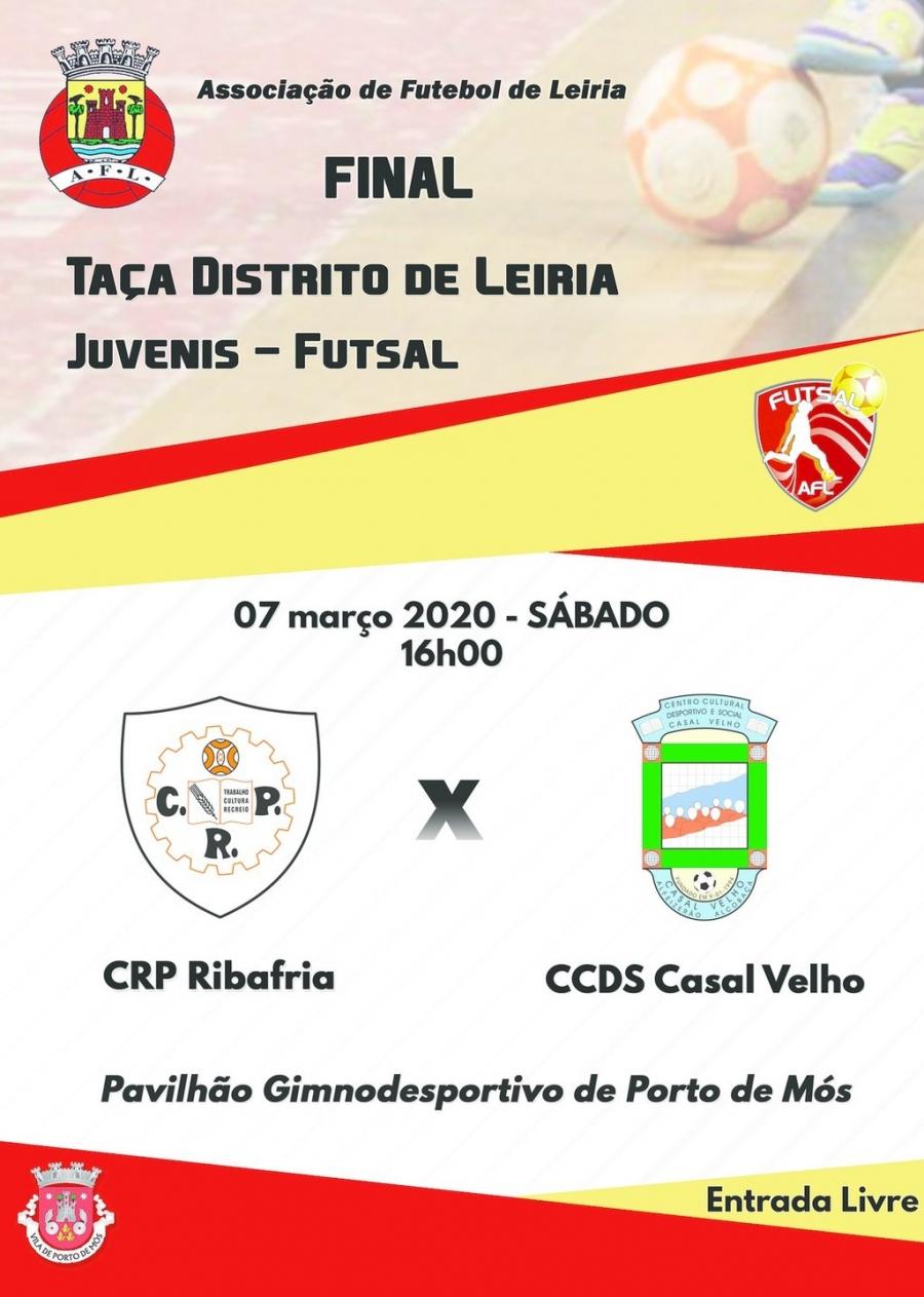 Final da Taça de Futsal de Juvenis