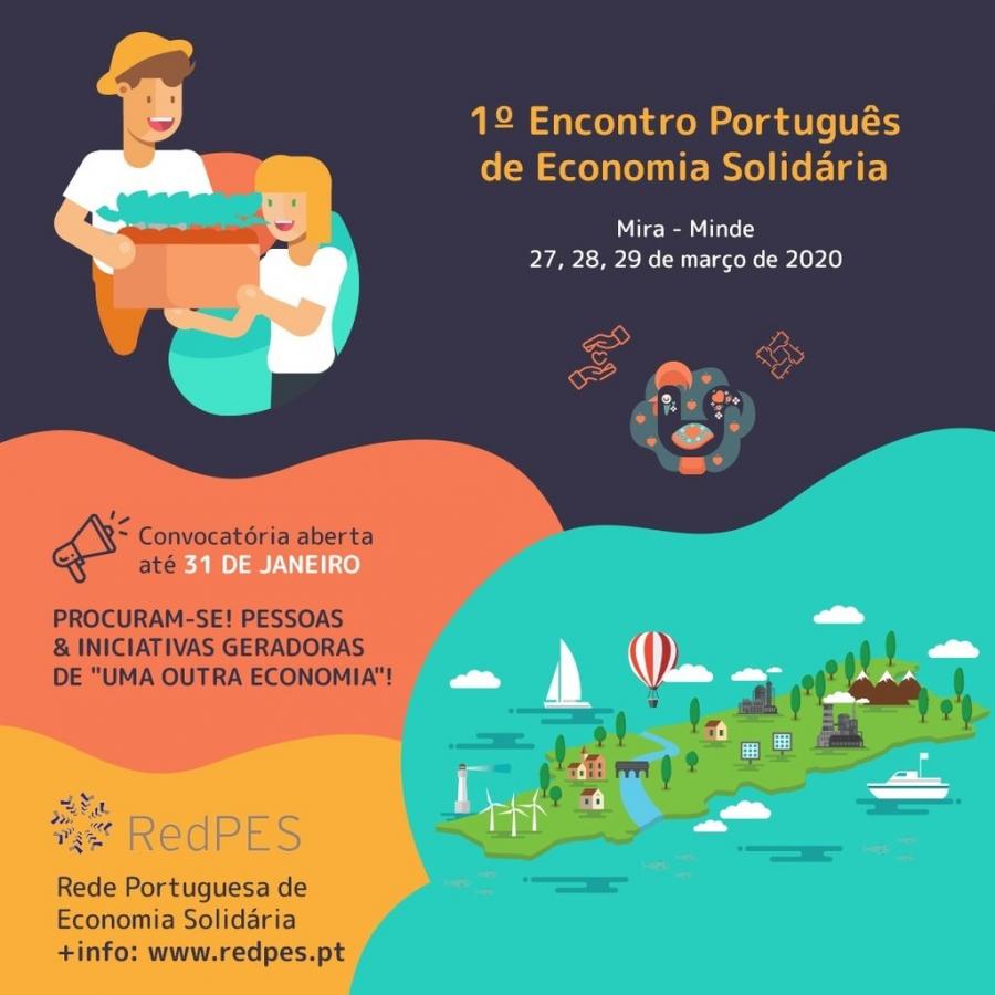 1º Encontro Português de Economia Social