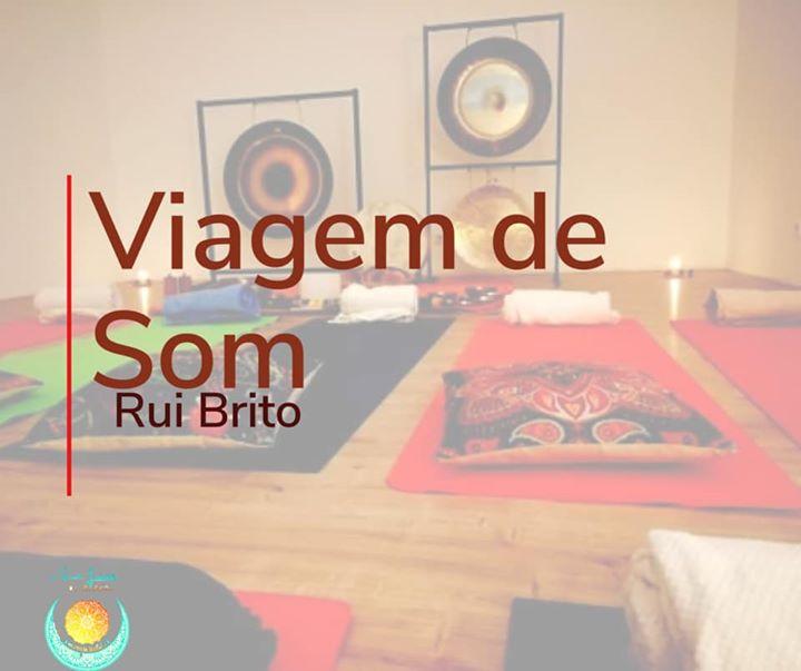Coimbra - Viagem de Som c/ Rui Brito