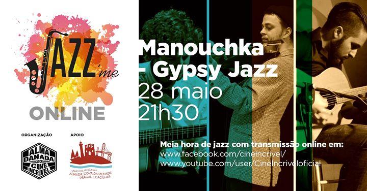 Manouchka Gypsy Jazz // Online
