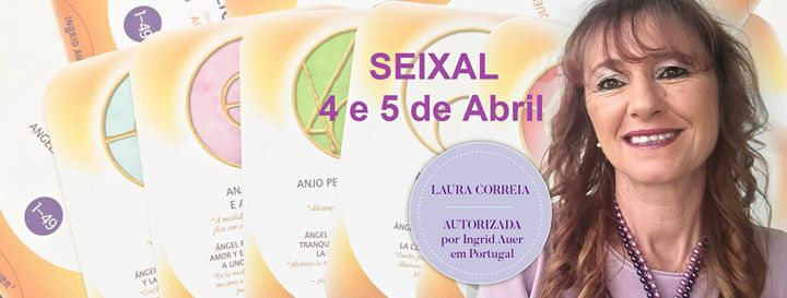Seixal | Curso Certified Angel Symbol Practitioner® (ASP1)