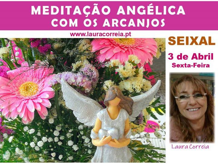 Seixal | Meditação Angélica com os Arcanjos