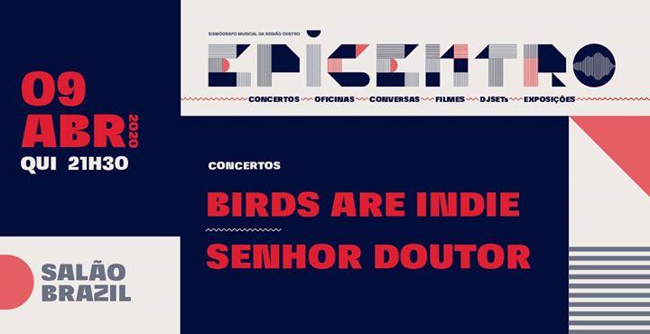 Epicentro Coimbra 2020 - Salão Brazil #1