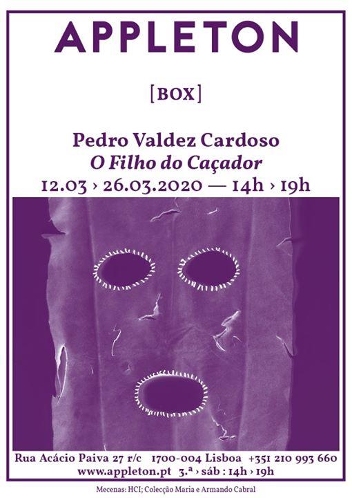 Box: Pedro Valdez Cardoso / O Filho do Caçador