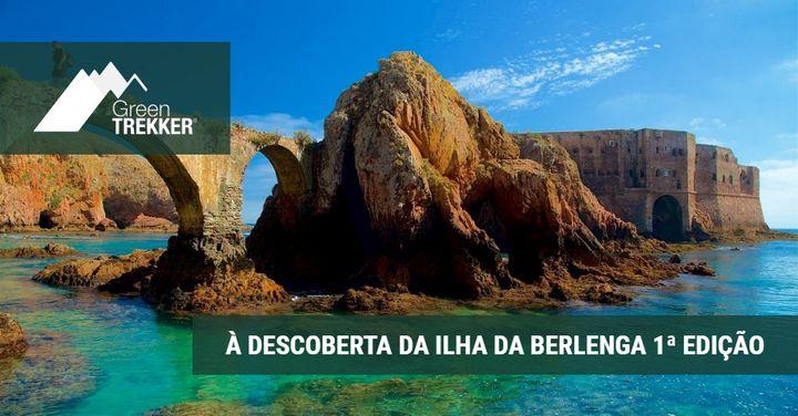 À descoberta da Ilha da Berlenga - 1ª edição