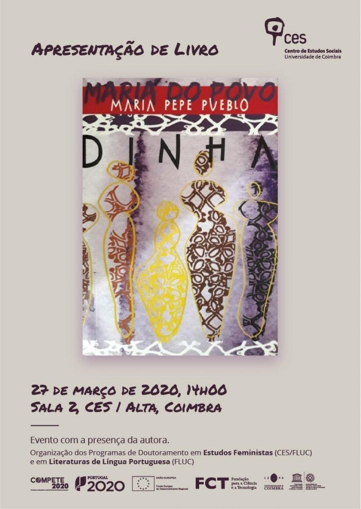 """(Cancelada) Apresentação do livro """"María Pepe Pueblo"""""""