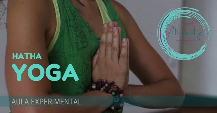 Aula Experimental de Haṭha Yoga