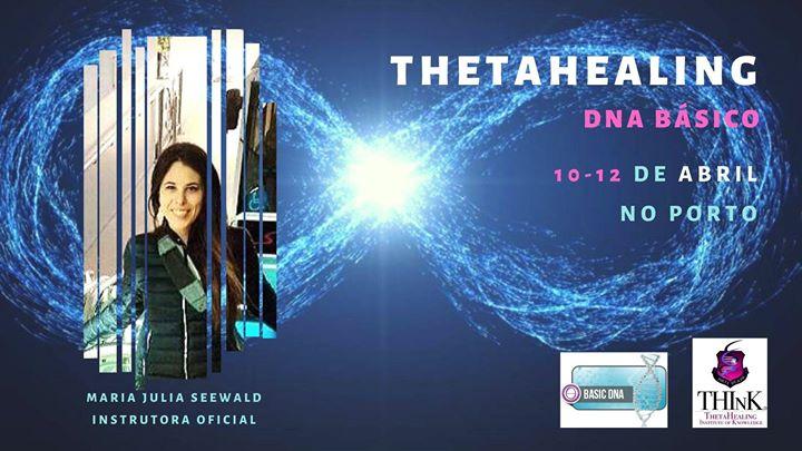 Curso de Thetahealing - DNA Básico no Porto