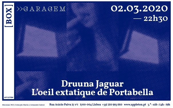 Box - Garagem: Druuna Jaguar / L´oeil extatique de Portabella
