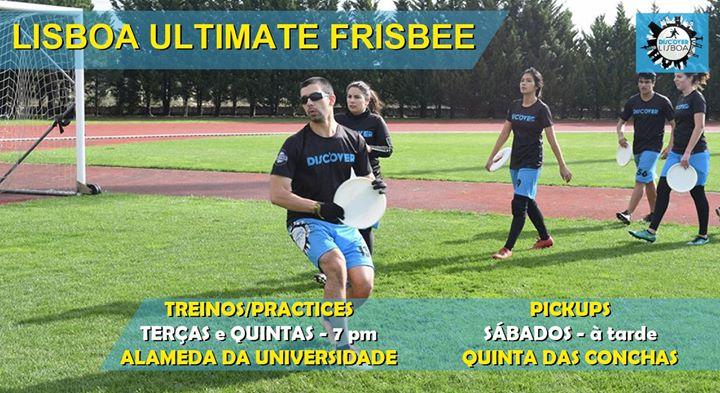 Lisbon Ultimate Frisbee Training - 53 (2019/20)