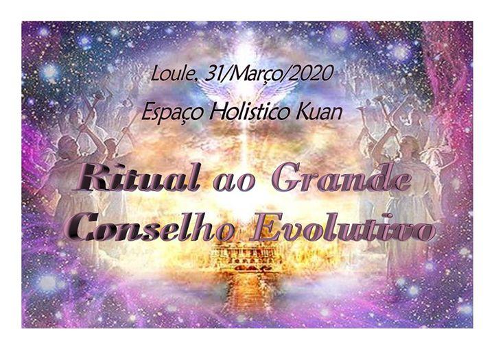 Ritual ao Grande Conselho Evolutivo