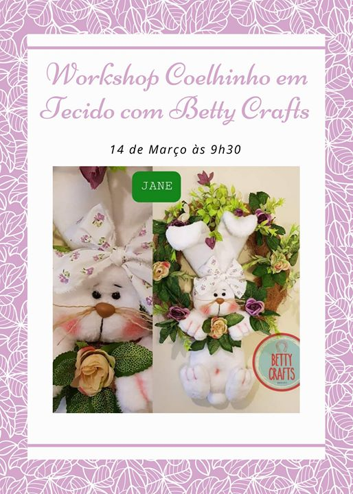 Workshop Costura Criativa