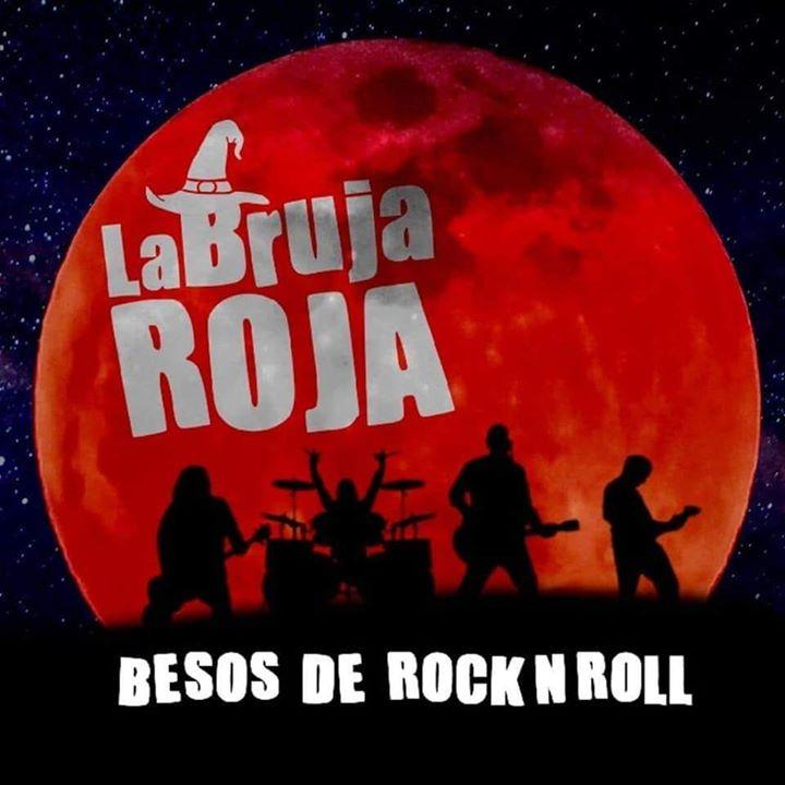 La Bruja Roja en concierto